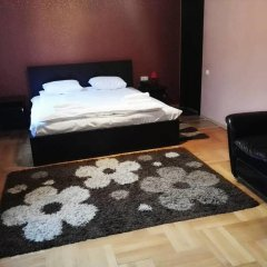 Отель At Home комната для гостей фото 2