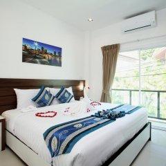 Отель Kata Hill View Villas by Kata Sea View Villas 3* Вилла разные типы кроватей фото 21