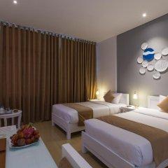 Alba Hotel 3* Улучшенный номер с различными типами кроватей фото 7