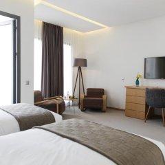 Smarts Hotel 3* Улучшенный номер с различными типами кроватей фото 12