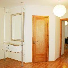Апартаменты Hhotel Apartments на Радищева 18 Апартаменты с разными типами кроватей фото 11