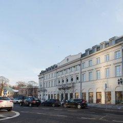 Отель ShortStayPoland Przechodnia (A10) Варшава парковка