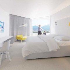 Отель Pullman Marseille Palm Beach 4* Стандартный номер с различными типами кроватей