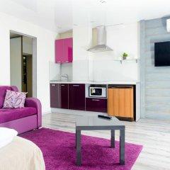 Апарт-отель Кутузов 3* Улучшенные апартаменты с различными типами кроватей фото 12