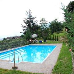 Отель Pension Weinberg Горнолыжный курорт Ортлер бассейн