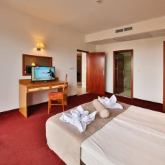 Prestige Hotel and Aquapark 4* Апартаменты с различными типами кроватей фото 11
