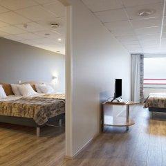 Pirita Marina Hotel & Spa 3* Стандартный семейный номер с двуспальной кроватью фото 13