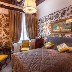 Best Western Grand Hotel De L'Univers 3* Стандартный номер с двуспальной кроватью фото 18