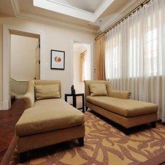 Tianjin Qingwangfu Boutique Hotel 4* Вилла Делюкс с различными типами кроватей фото 6