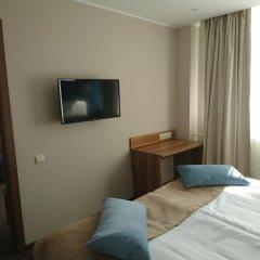 Гостиница Маяк Номер Делюкс с разными типами кроватей фото 7