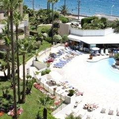 Отель Résidence Pierre & Vacances Cannes Verrerie- Cannes