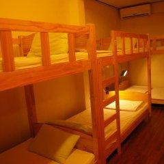Отель Gonggan Guesthouse 2* Кровать в женском общем номере с двухъярусной кроватью фото 4