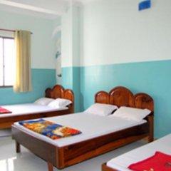 Hotel 33 Стандартный семейный номер с двуспальной кроватью