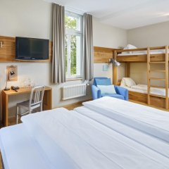 Hotel Alpenblick 3* Стандартный номер с различными типами кроватей фото 4