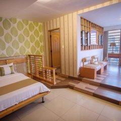 Thuy Sakura Hotel & Serviced Apartment 3* Люкс с различными типами кроватей фото 4