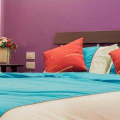 Отель Nam Talay Resort 2* Стандартный номер с различными типами кроватей фото 9
