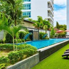 Отель Water Park Condominium by Able Estate Паттайя бассейн фото 3
