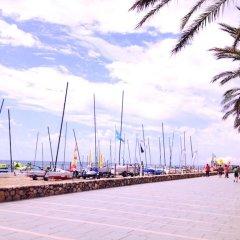 Отель Casa de la Playa Tamesís 12 спортивное сооружение
