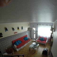 Отель SwordFish Eco-House Peniche в номере