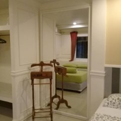 Отель Phuket Airport Suites & Lounge Bar - Club 96 Семейный люкс с двуспальной кроватью фото 11