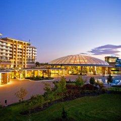 Отель Aquaworld Resort Budapest вид на фасад