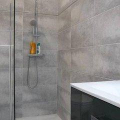 Отель Coeur de Cannes Франция, Канны - отзывы, цены и фото номеров - забронировать отель Coeur de Cannes онлайн ванная