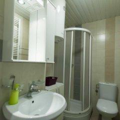 Апартаменты Mige Apartment ванная