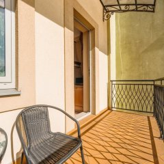 Отель Apartamenty Sun&Snow Przy Monte Cassino балкон