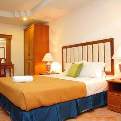 Апартаменты J S Tower Service Apartment Бангкок комната для гостей