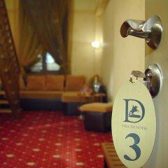 Делюкс Отель на Галерной Стандартный номер с двуспальной кроватью фото 9