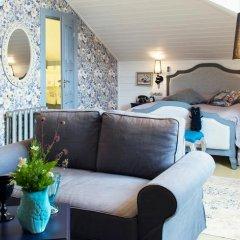 Мини-отель Грандъ Сова Номер Делюкс с двуспальной кроватью фото 4