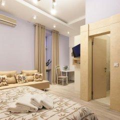 Бассейная Апарт Отель Студия с разными типами кроватей фото 28