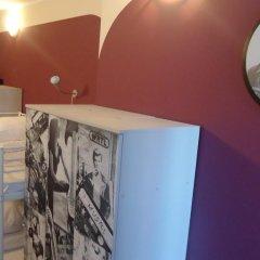 La Guitarra Hostel Кровать в общем номере с двухъярусной кроватью фото 5