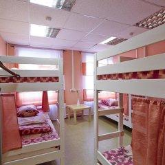 Хостел Панда Кровать в женском общем номере с двухъярусными кроватями фото 11