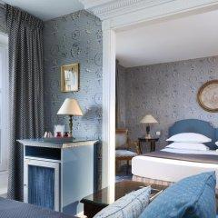 Отель Hôtel Des Grands Hommes 3* Полулюкс с различными типами кроватей фото 3