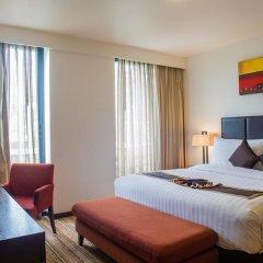 Отель Oakwood Residence Sukhumvit Thonglor 4* Студия Делюкс фото 15