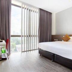 Отель D Varee Xpress Makkasan 3* Стандартный номер фото 9