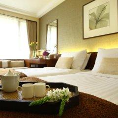 City Garden Hotel 4* Номер Делюкс с двуспальной кроватью фото 5