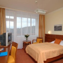 Отель Spa Resort Sanssouci Карловы Вары комната для гостей
