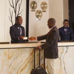 Отель Chik-Chik Lubango интерьер отеля фото 2
