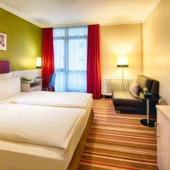 Leonardo Hotel & Residenz München 3* Номер Комфорт с двуспальной кроватью фото 6