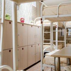 Хостел Успенский Двор Кровать в мужском общем номере с двухъярусной кроватью фото 5