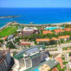 Justiniano Club Park Conti – All Inclusive Турция, Окурджалар - отзывы, цены и фото номеров - забронировать отель Justiniano Club Park Conti – All Inclusive онлайн пляж фото 2