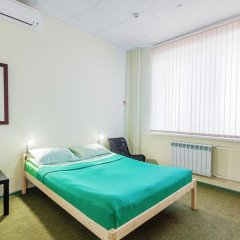 Хостел Nice Hostel Samara Кровать в общем номере фото 15