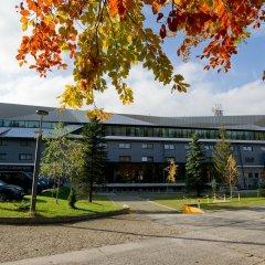 Отель Centralny Osrodek Sportu Osrodek Przygotowan Olimpijskich w Zakopanem Закопане парковка