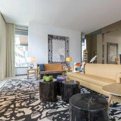 JW Marriott Hotel Singapore South Beach Люкс Премьер с двуспальной кроватью фото 2