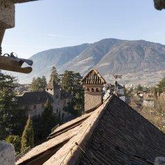 Отель Castel Rundegg Италия, Меран - отзывы, цены и фото номеров - забронировать отель Castel Rundegg онлайн приотельная территория