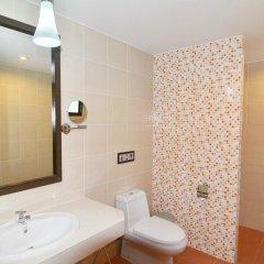 Отель Golden Bay Cottage 3* Бунгало Делюкс с различными типами кроватей фото 7