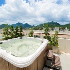 Отель Oriental Beach Pearl Resort 3* Люкс с различными типами кроватей фото 13