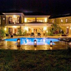 Отель Tek Time Villa бассейн